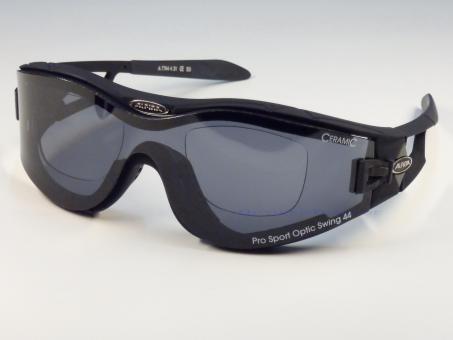 Alpina PSO Swing 44 inkl. Sehstärke schwarz