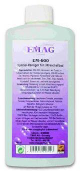 EM-600 Spezial-Reiniger 500ml