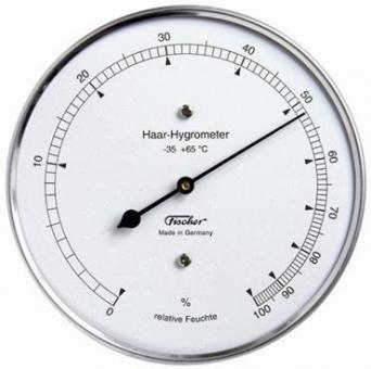 Hygrometer von Fischer